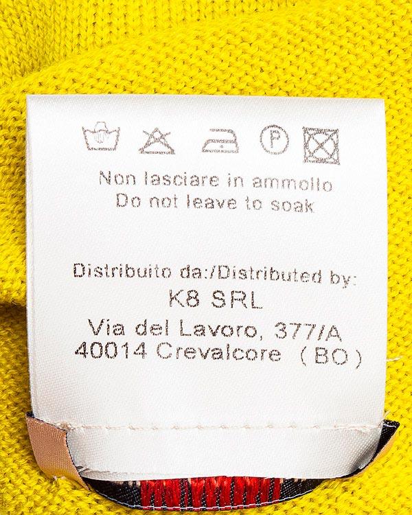 аксессуары перчатки SEMI-COUTURE, сезон: зима 2015/16. Купить за 2700 руб. | Фото 4