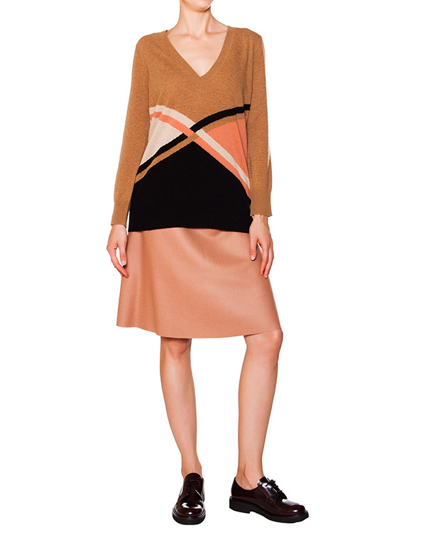 женская пуловер SEMI-COUTURE, сезон: зима 2015/16. Купить за 11400 руб. | Фото 3