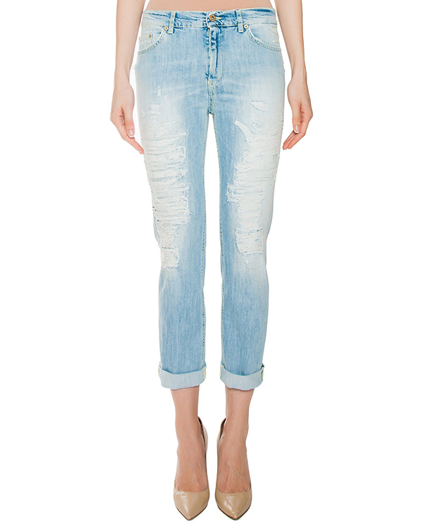 джинсы  артикул P611-O58 марки DONDUP купить за 9500 руб.