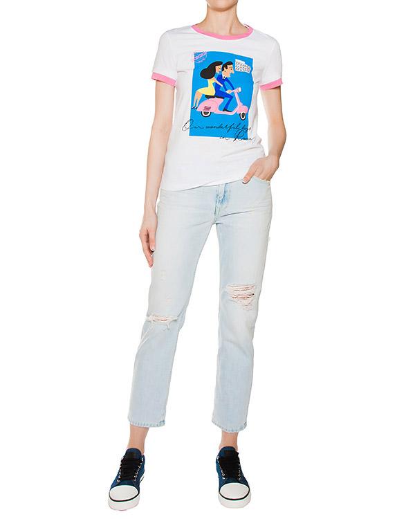 женская джинсы DONDUP, сезон: лето 2017. Купить за 9200 руб. | Фото $i