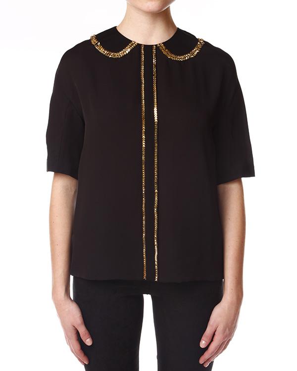 женская блуза Dice Kayek, сезон: зима 2013/14. Купить за 26500 руб. | Фото 1