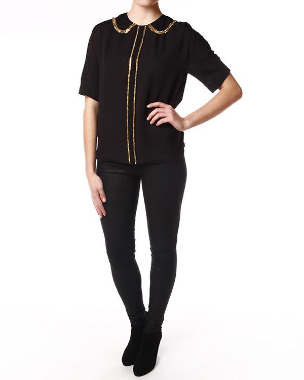 женская блуза Dice Kayek, сезон: зима 2013/14. Купить за 26500 руб. | Фото 3