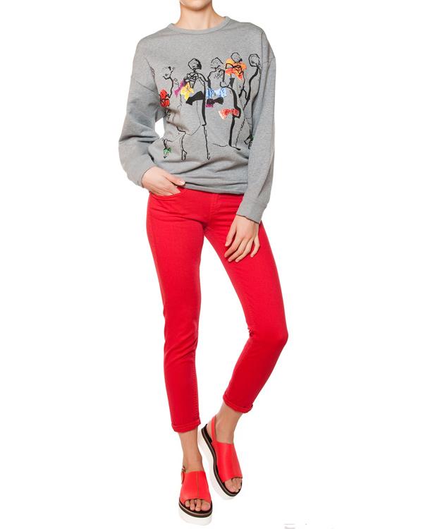 женская джинсы DONDUP, сезон: лето 2015. Купить за 7600 руб. | Фото $i