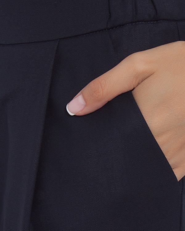 женская брюки Erika Cavallini, сезон: зима 2017/18. Купить за 20900 руб. | Фото $i