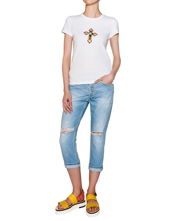 женская джинсы DONDUP, сезон: лето 2016. Купить за 9300 руб. | Фото 3