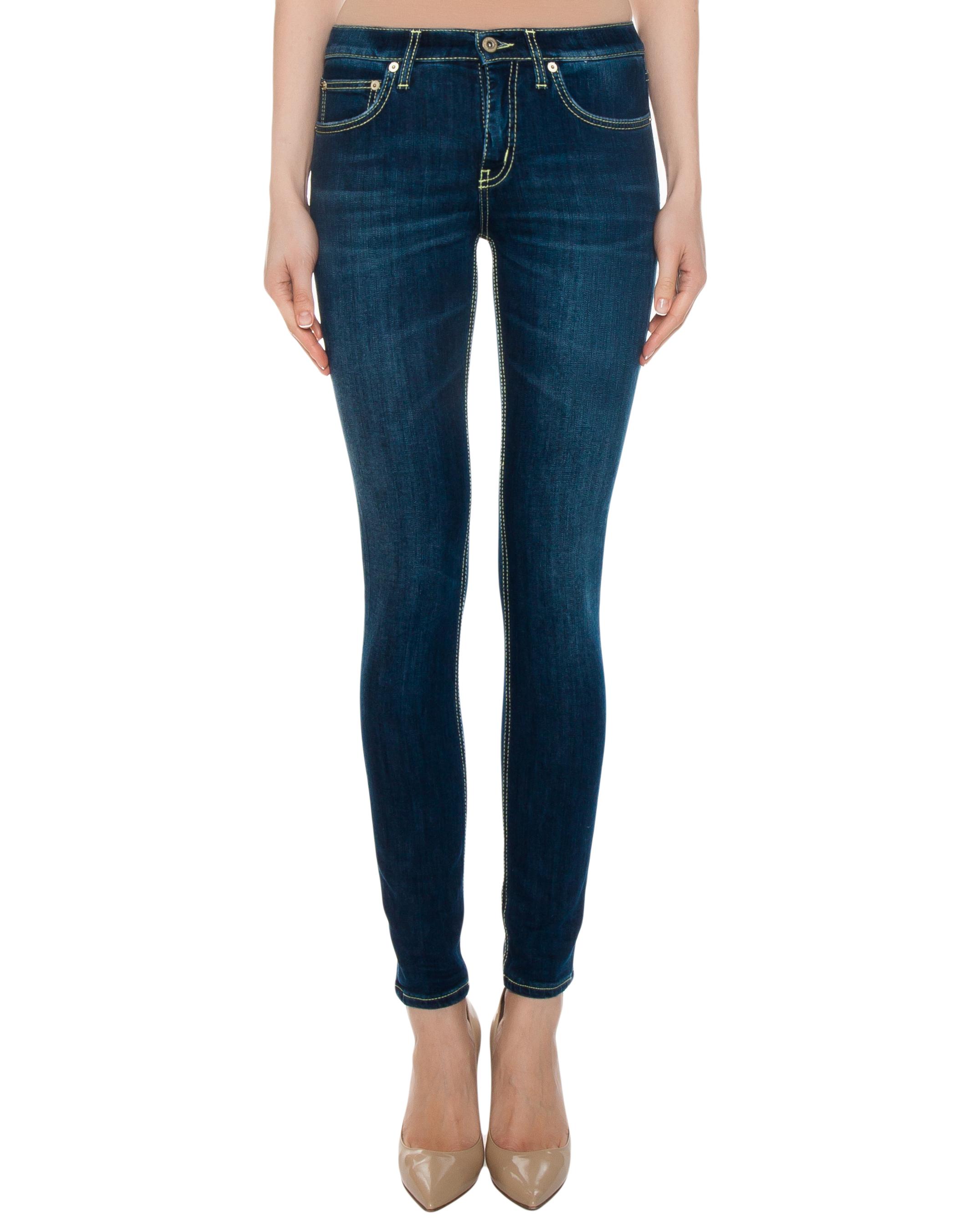 джинсы  артикул P998 марки DONDUP купить за 7000 руб.