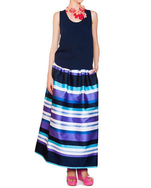 женская юбка P.A.R.O.S.H., сезон: лето 2015. Купить за 17900 руб. | Фото 3