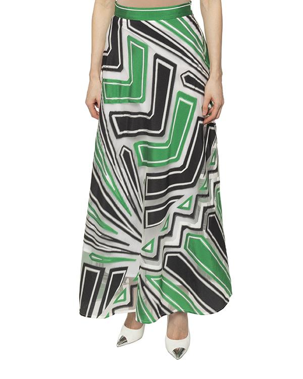 женская юбка P.A.R.O.S.H., сезон: лето 2016. Купить за 26300 руб. | Фото 3
