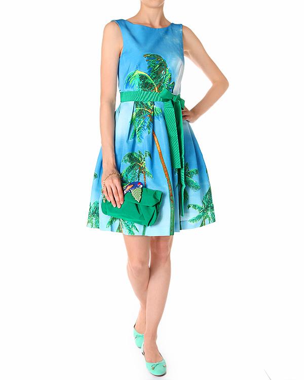 женская платье P.A.R.O.S.H., сезон: лето 2014. Купить за 20200 руб. | Фото 3