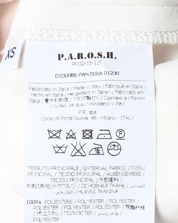 женская брюки P.A.R.O.S.H., сезон: лето 2016. Купить за 8000 руб. | Фото 5