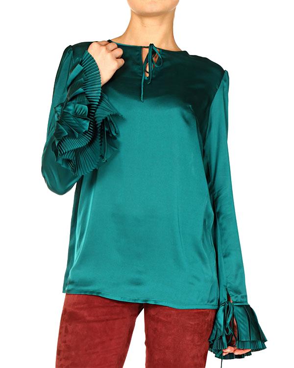 женская блуза P.A.R.O.S.H., сезон: зима 2013/14. Купить за 7700 руб. | Фото 1