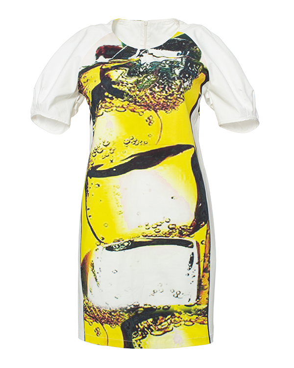 платье  артикул PC7 марки Ultra Chic купить за 11500 руб.