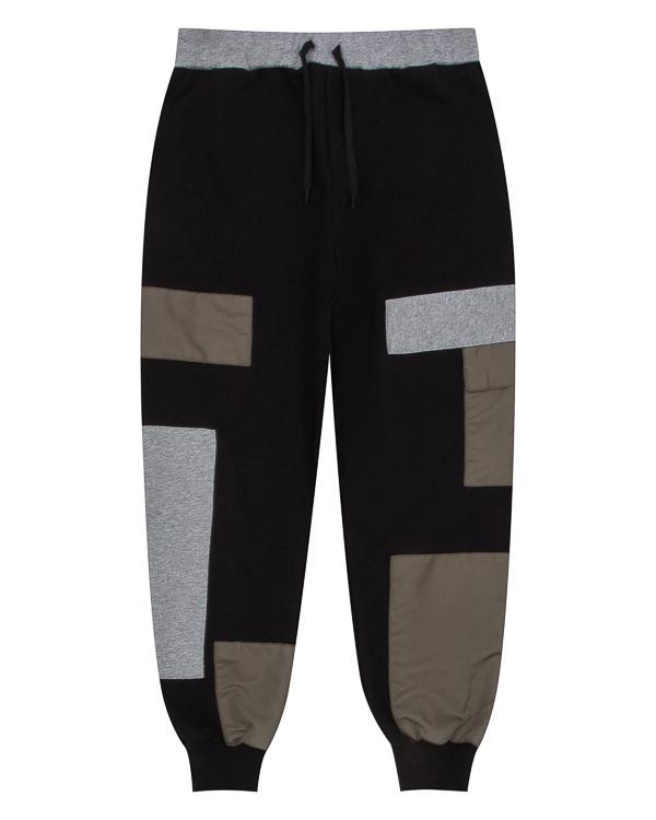 брюки спортивного кроя с отделкой артикул PCHJRS01 марки Letasca купить за 19200 руб.