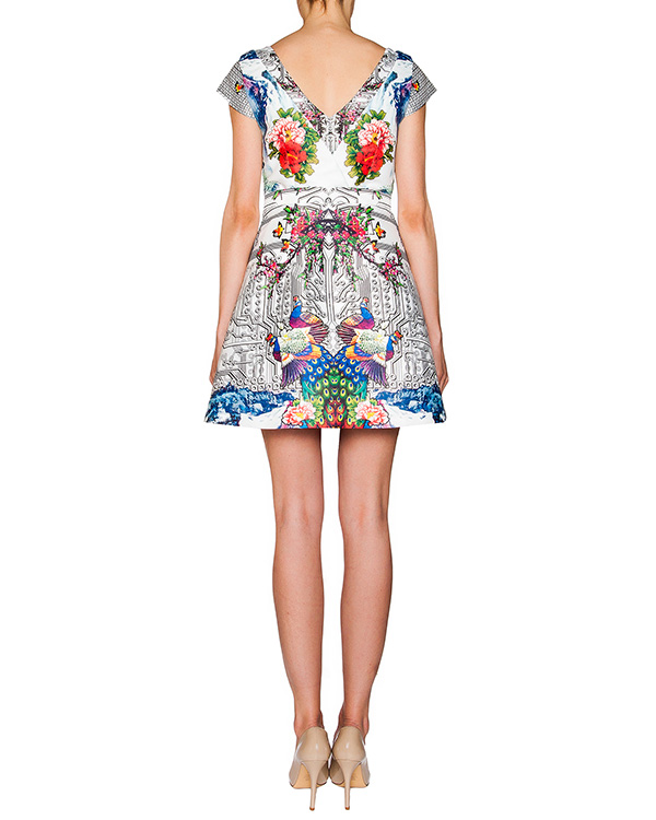женская платье Piccione piccione, сезон: лето 2016. Купить за 26300 руб. | Фото 2