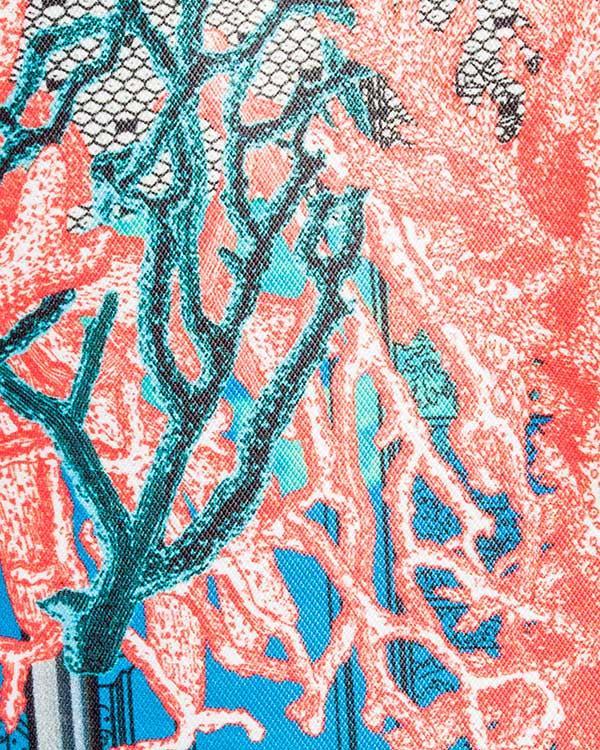 женская юбка Piccione piccione, сезон: лето 2016. Купить за 18100 руб. | Фото 4