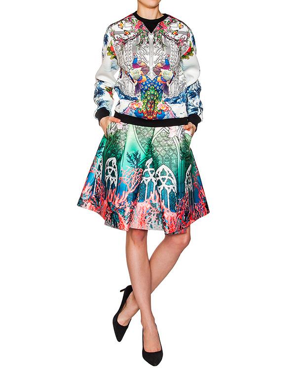 женская юбка Piccione piccione, сезон: лето 2016. Купить за 13900 руб. | Фото 3