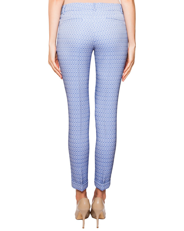 женская брюки P.A.R.O.S.H., сезон: лето 2016. Купить за 10400 руб. | Фото 2