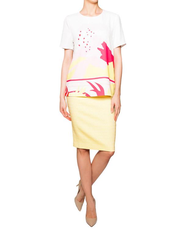 женская юбка P.A.R.O.S.H., сезон: лето 2016. Купить за 7200 руб. | Фото 3