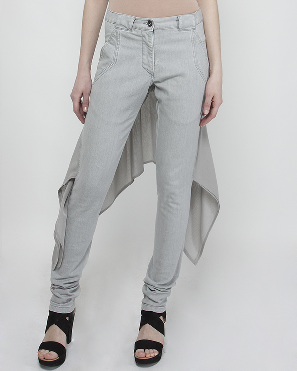 женская брюки GARETH PUGH, сезон: лето 2013. Купить за 13900 руб. | Фото 1