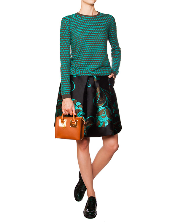 женская юбка P.A.R.O.S.H., сезон: зима 2015/16. Купить за 10900 руб. | Фото 3