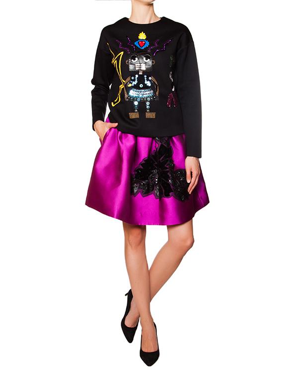 женская юбка P.A.R.O.S.H., сезон: зима 2015/16. Купить за 16500 руб. | Фото 3