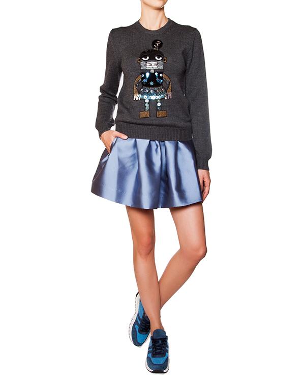 женская юбка P.A.R.O.S.H., сезон: зима 2015/16. Купить за 9500 руб. | Фото 3