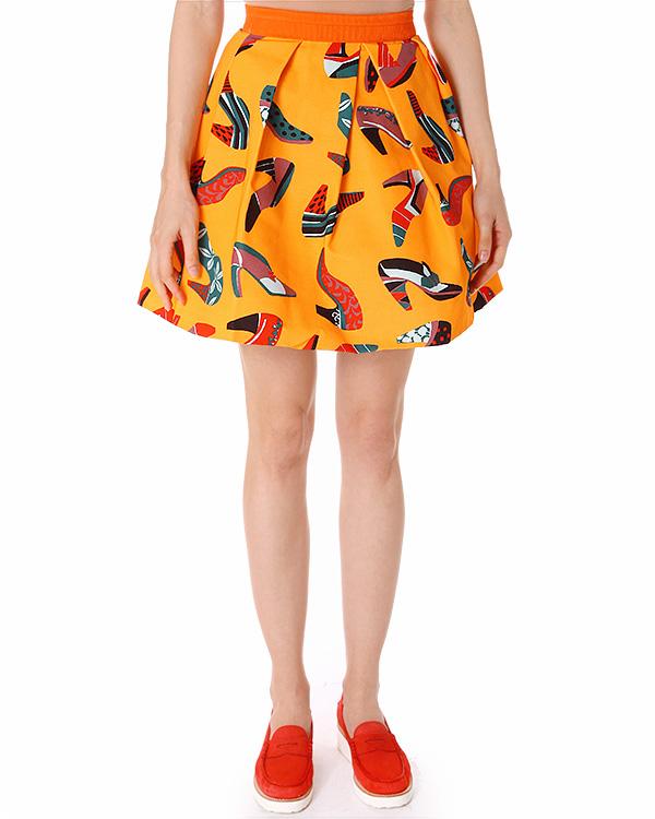 женская юбка EGGS, сезон: лето 2014. Купить за 8700 руб. | Фото 1