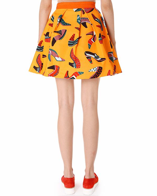 женская юбка EGGS, сезон: лето 2014. Купить за 8700 руб. | Фото 2