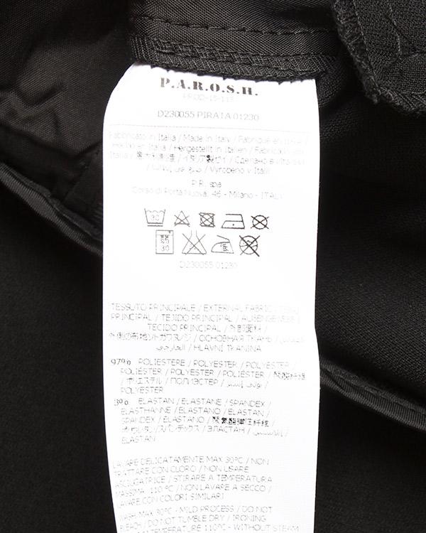 женская брюки P.A.R.O.S.H., сезон: зима 2015/16. Купить за 6600 руб. | Фото 5