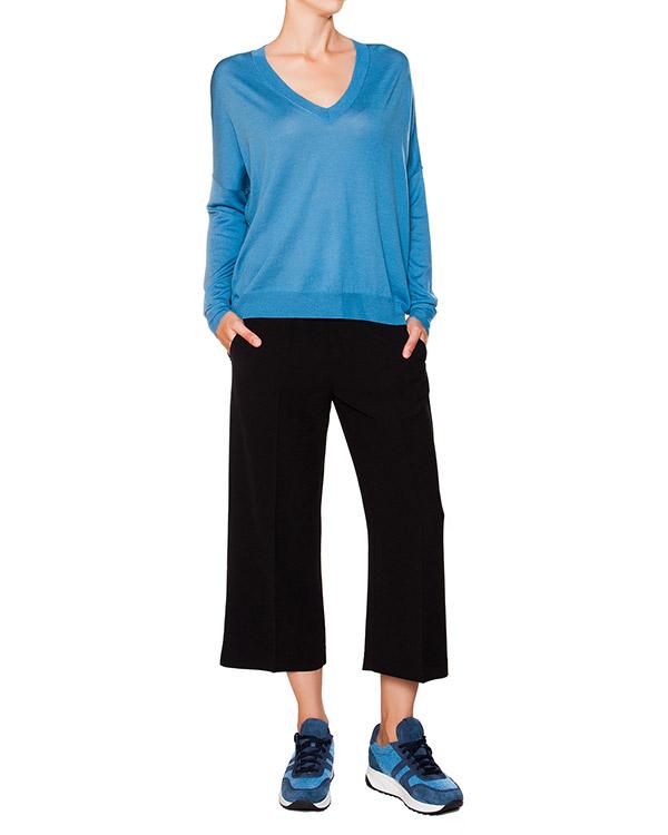 женская брюки P.A.R.O.S.H., сезон: зима 2015/16. Купить за 5600 руб. | Фото 3