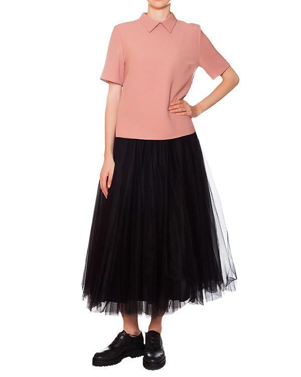женская блуза P.A.R.O.S.H., сезон: зима 2015/16. Купить за 6300 руб. | Фото 3