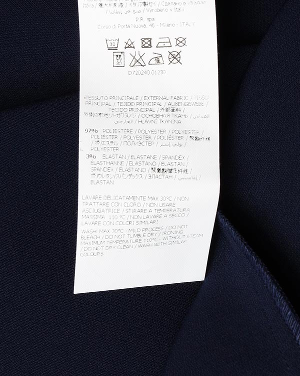 женская платье P.A.R.O.S.H., сезон: зима 2015/16. Купить за 9700 руб. | Фото 5