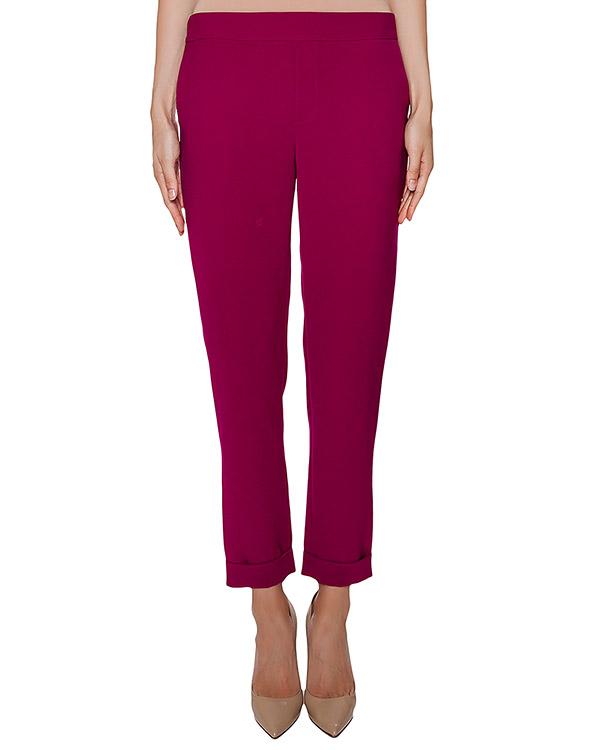брюки зауженного кроя из тонкой ткани артикул PIRATAX230125 марки P.A.R.O.S.H. купить за 6600 руб.