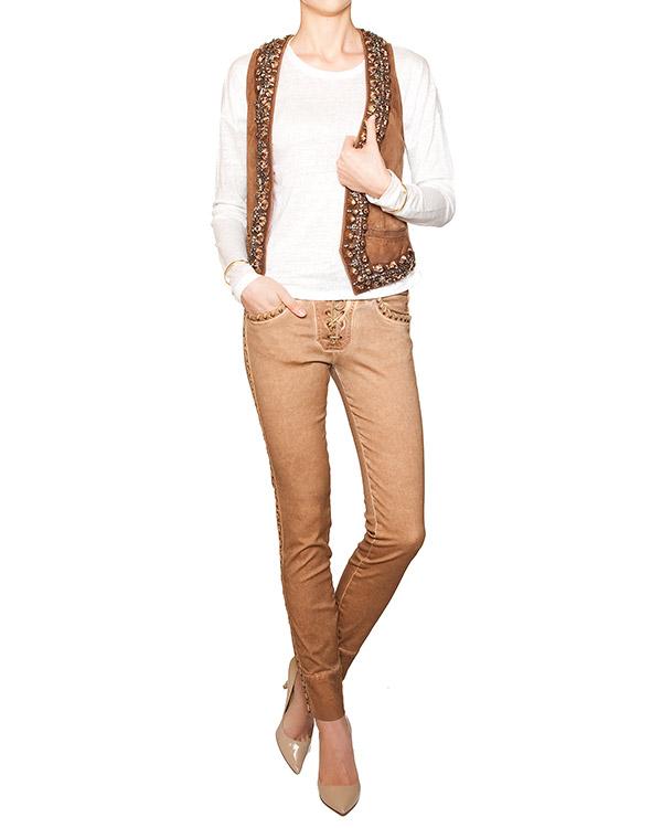 женская джинсы Plein Sud, сезон: лето 2012. Купить за 7200 руб.   Фото $i