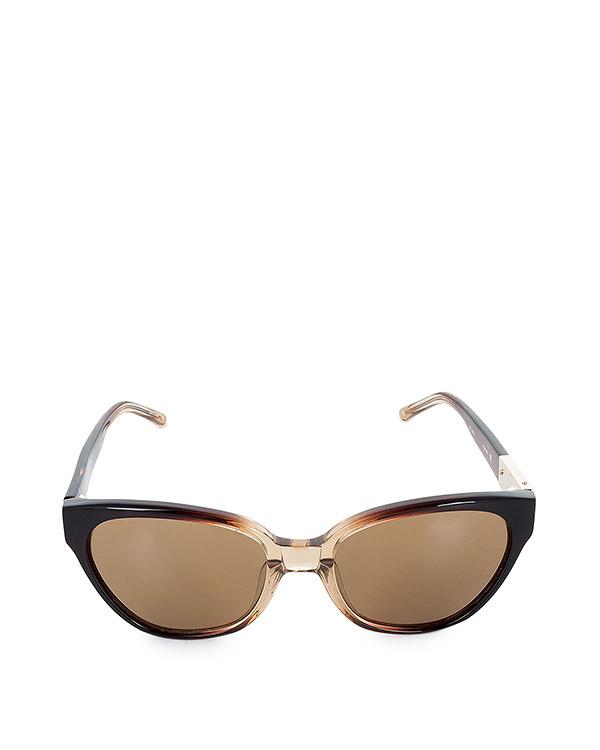 очки из японского полированного ацетата артикул PL152C3SUN марки Linda Farrow купить за 18200 руб.