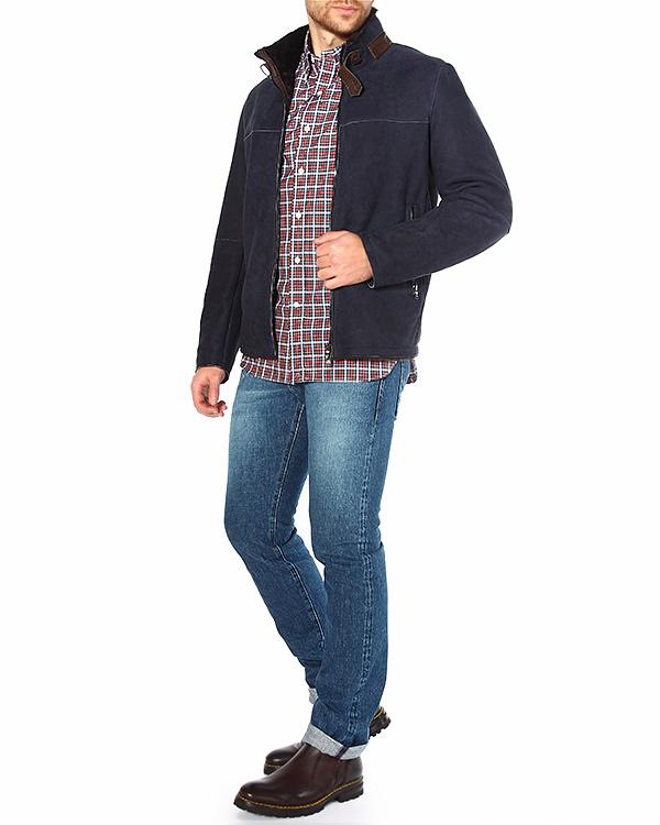 мужская джинсы (+)People, сезон: зима 2014/15. Купить за 12900 руб. | Фото $i