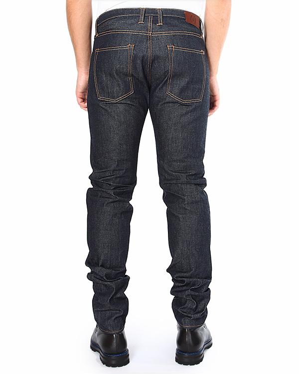 мужская джинсы (+)People, сезон: зима 2014/15. Купить за 6400 руб. | Фото 2