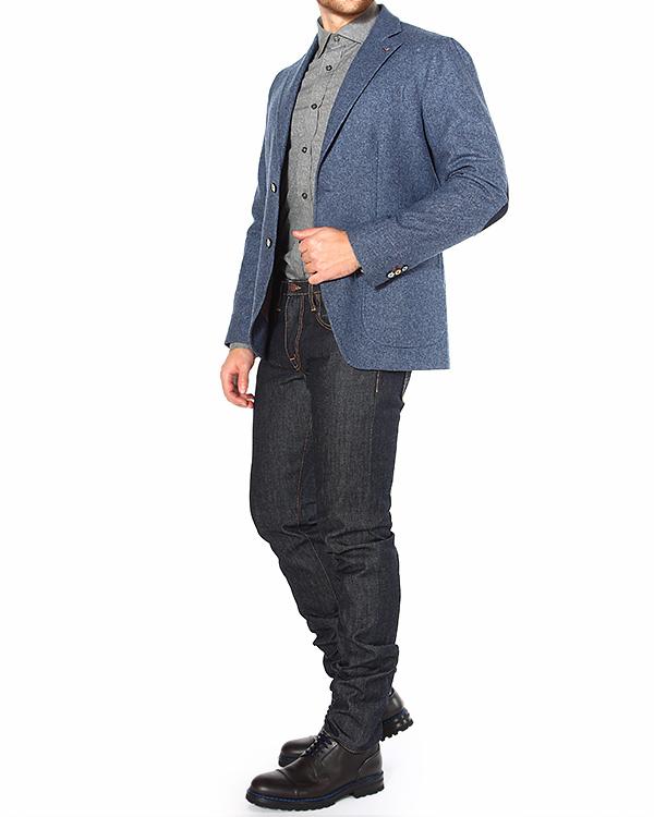 мужская джинсы (+)People, сезон: зима 2014/15. Купить за 6400 руб. | Фото 3