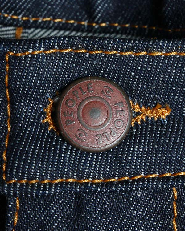 мужская джинсы (+)People, сезон: зима 2014/15. Купить за 6400 руб. | Фото 4