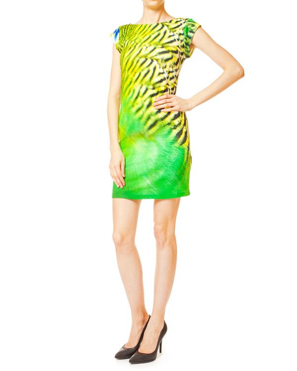 женская платье Ultra Chic, сезон: лето 2014. Купить за 13200 руб. | Фото 1