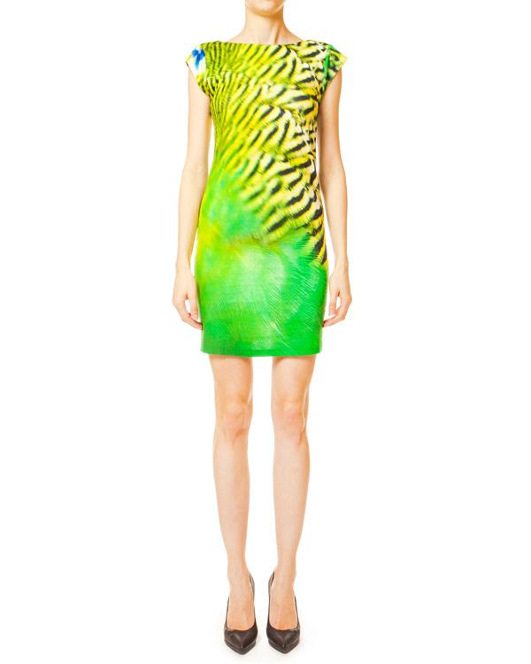 женская платье Ultra Chic, сезон: лето 2014. Купить за 13200 руб. | Фото 2