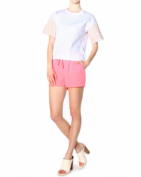 женская шорты P.A.R.O.S.H., сезон: лето 2015. Купить за 4500 руб. | Фото 3
