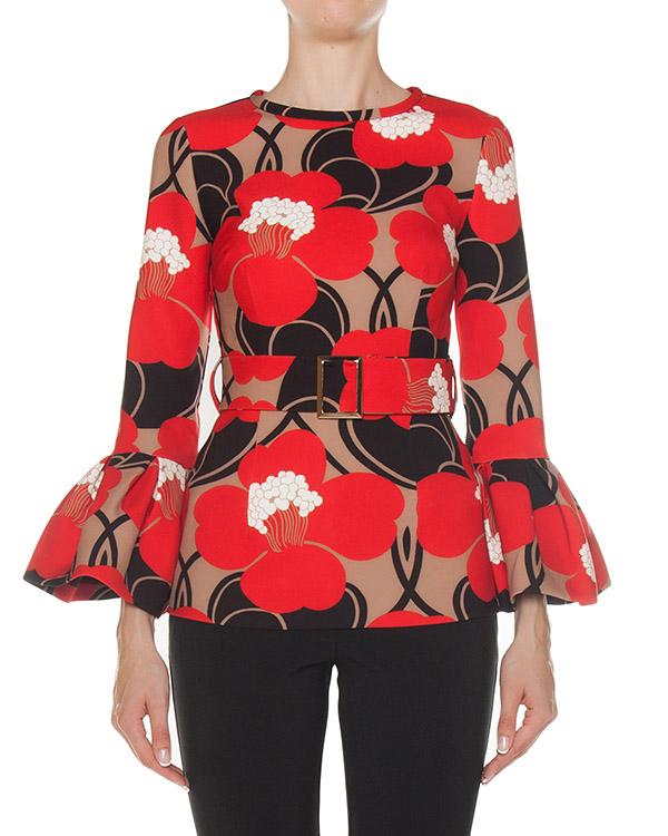 блуза  артикул POLANSKI310358 марки P.A.R.O.S.H. купить за 29800 руб.