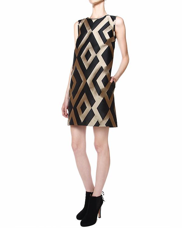 женская платье P.A.R.O.S.H., сезон: зима 2014/15. Купить за 12700 руб.   Фото 2
