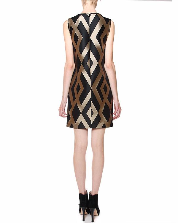 женская платье P.A.R.O.S.H., сезон: зима 2014/15. Купить за 12700 руб.   Фото 3
