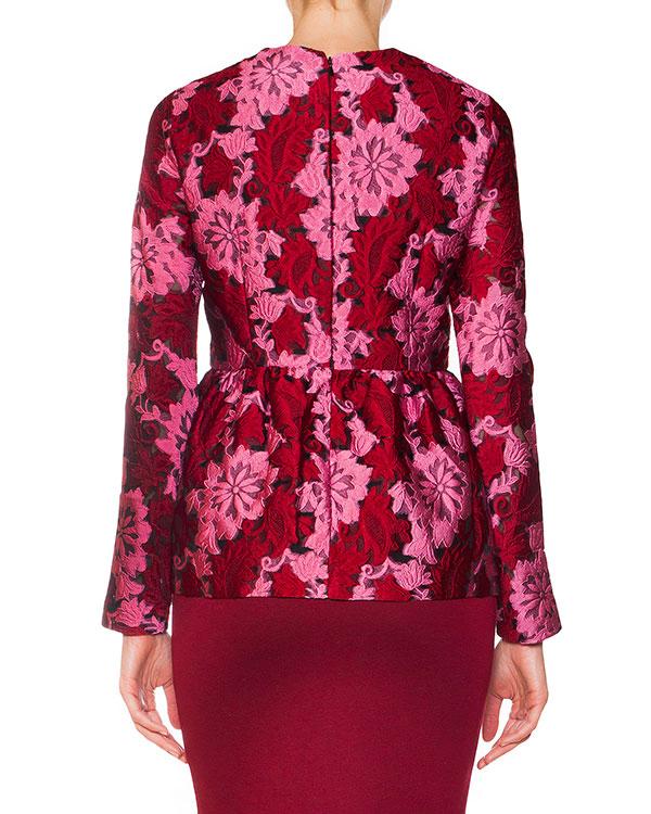 женская блуза P.A.R.O.S.H., сезон: зима 2015/16. Купить за 16700 руб. | Фото 2