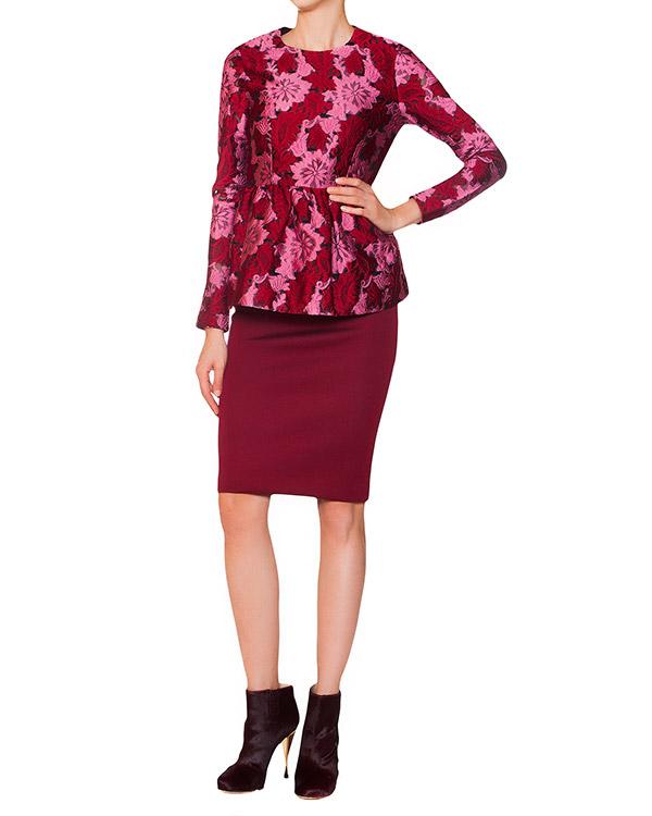 женская блуза P.A.R.O.S.H., сезон: зима 2015/16. Купить за 16700 руб. | Фото 3