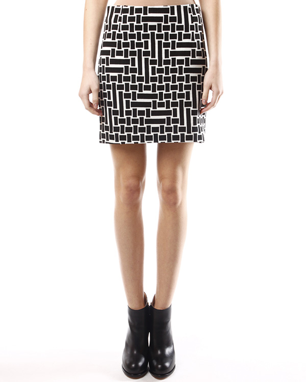 женская юбка TIBI, сезон: зима 2013/14. Купить за 5000 руб. | Фото 1