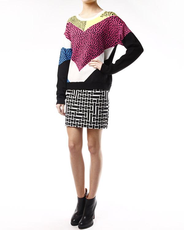 женская юбка TIBI, сезон: зима 2013/14. Купить за 5000 руб. | Фото 3