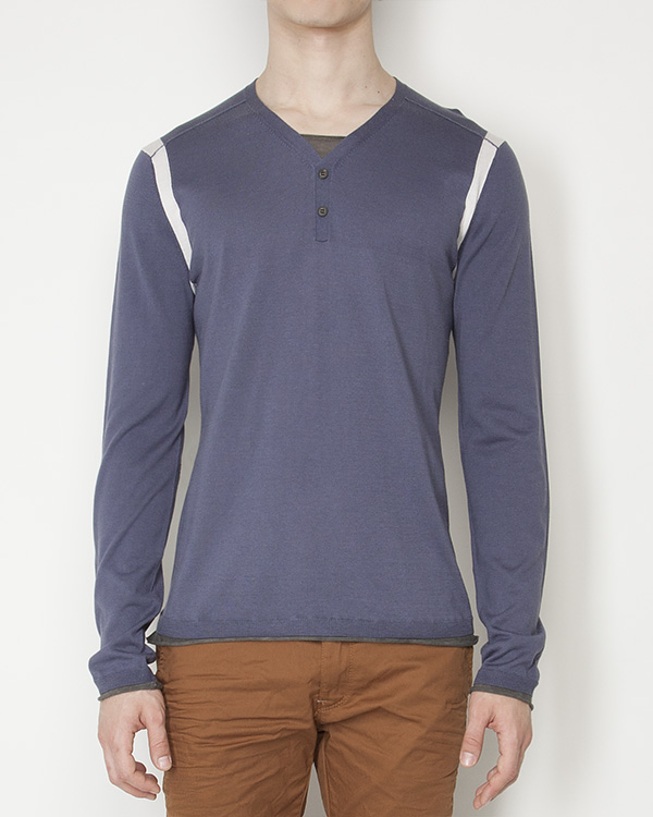 мужская пуловер PAOLO PECORA, сезон: лето 2013. Купить за 6400 руб.   Фото 1